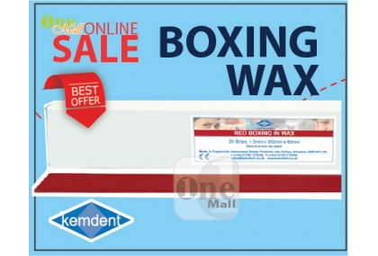 Boxing Wax, Red
