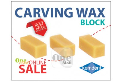 Carving Wax Block