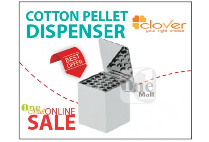Cotton Pellet Dispenser