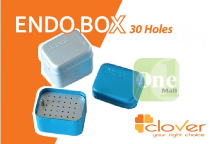 Endo Files / FG Bur Box - 30 Holes