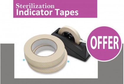 Sterilization Indicator Tape