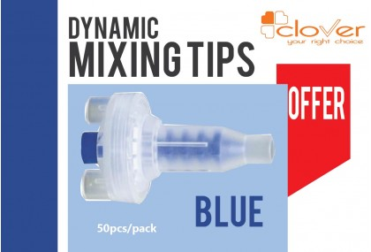 Dynamic Mixing Tips Blue (C-059B)