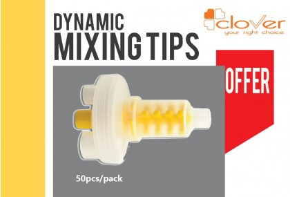 Dynamic Mixing Tips Yellow (C-059Y)