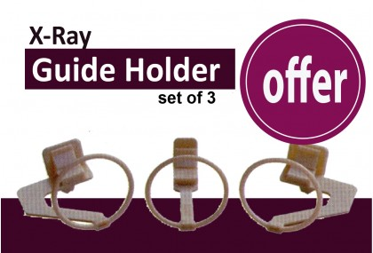 X-Ray Guide Holder (3's)