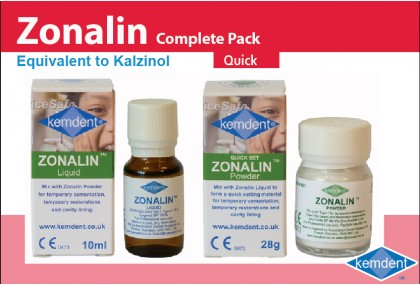 ZONALIN Complete Pack - Quick