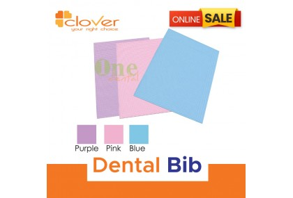 Dental Bib Clover