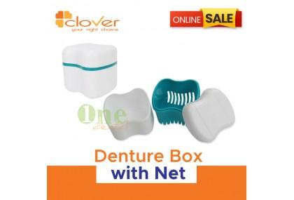 Denture Box with net, 10's