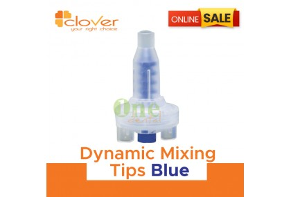 Dynamic Mixing Tips Blue