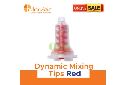 Dynamic Mixing Tips RED