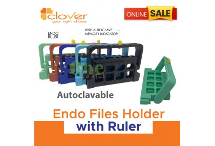 Endo Files Holder with Memory Indicator