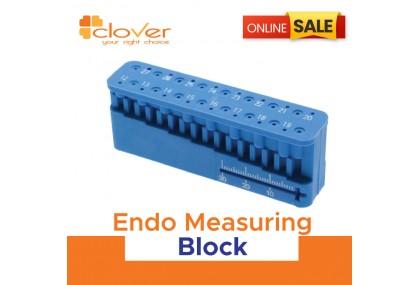 Endo Measuring Block