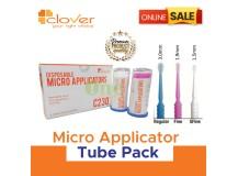 Micro Applicator Tube pack