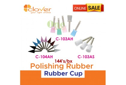 Polishing Rubber Cup