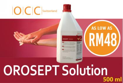 OROSEPT Solution