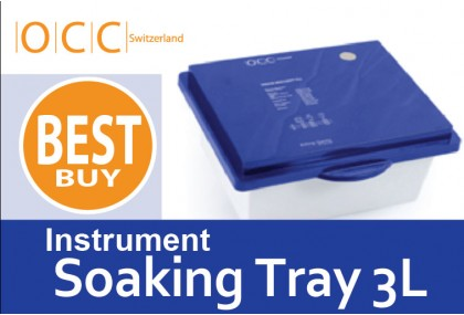 Instrument Soaking Tray 3L