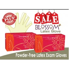Latex Glove, Blossom Plus