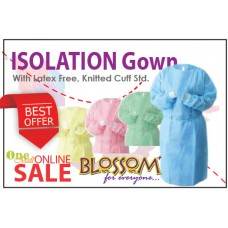 Isolation Gown, Blossom