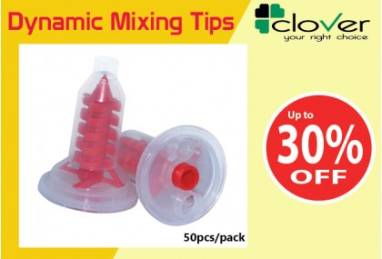 Dynamic Mixing Tips RED (C-059R)