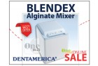 Blendex Alginate Mixer