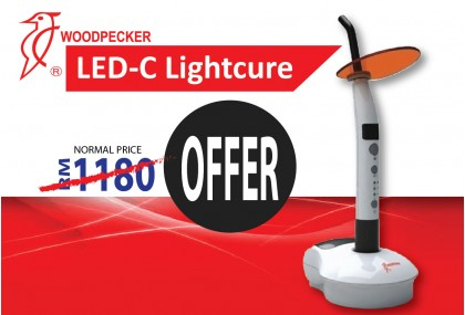 LED-C Cordless Lightcure