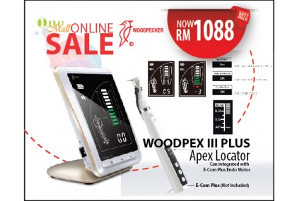 WOODPEX III Plus , Apex Locator