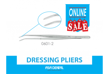 Tweezer / Dressing Pliers