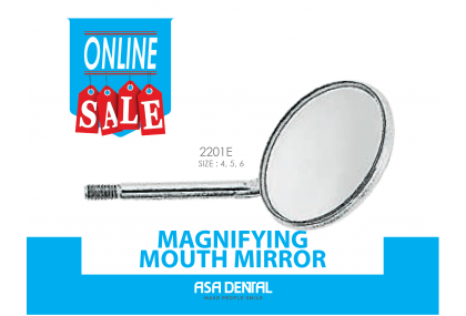 Magnifying Mouth Mirror