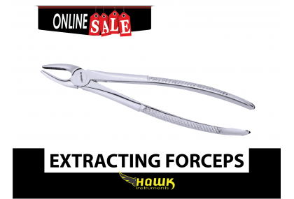 Extraction Forceps, Hawk