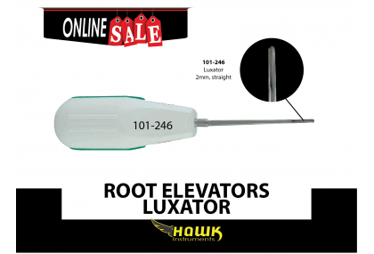 Root Elevators, Luxator Hawk