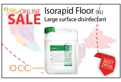 Isorapid Floor 5L