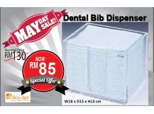 Dental Bib Dispenser (May Day SALE)