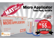 Micro Applicator Tube Pack (May Day SALE)