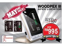 WOODPEX III , Apex Locator  (May Day SALE)