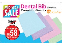 Dental Bib (MID YEAR SALE)