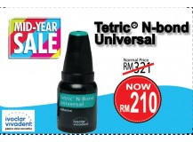Tetric N Bond Universal 6g (MID YEAR SALE)