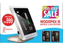 WOODPEX III Pro , Apex Locator (Mid Year Sale)