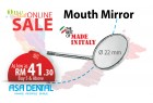 Mouth Mirror Size 4