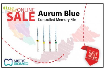 Aurum Blue File, Meta Biomed