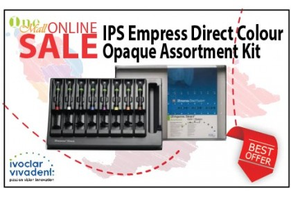 IPS Empress Direct Color/ Opaque Assortment