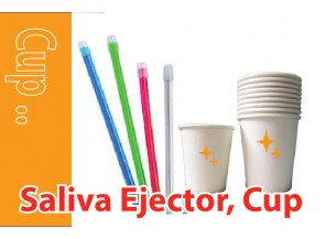 Saliva Ejector & Cup