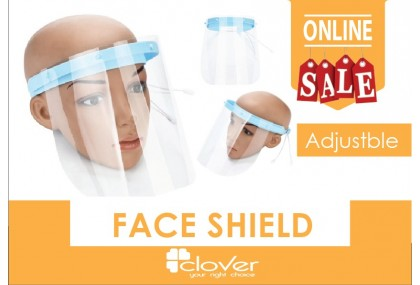 Adjustable Face Shield Kit