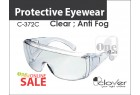 Clear Protection Eyewear