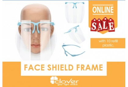 Face Shield Kit , C-340C