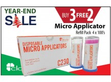 Micro Applicator Tube Pack (YES 2016) Buy 3 FREE 2