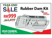 Rubber Dam Kit, S3000 (YES 2016)